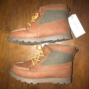 Carters boys work boots